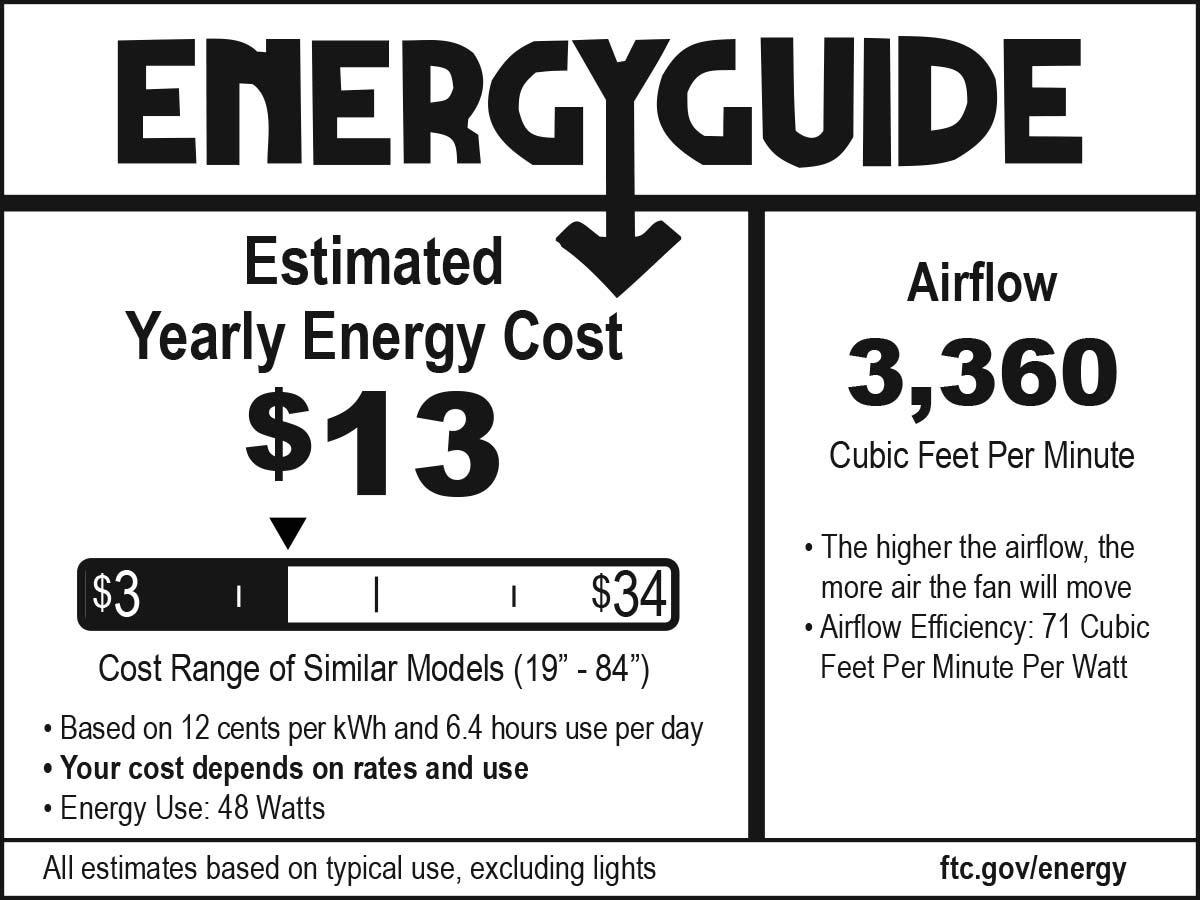 Minka-Aire F563-SP-BS/DW Downrod Mount, 5 Dark Walnut Blades Ceiling fan with 76 watts light, Brushed Steel/Dark Walnut