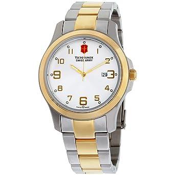 a8321bdb8b85 Victorinox VICT241393.CB - Reloj Color Dorado  Amazon.es  Relojes
