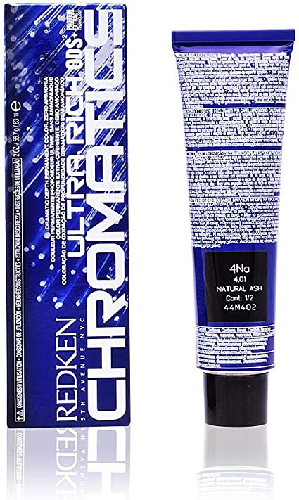Redken Chromatics Ultra Rich Tinte 4.01-63 ml: Amazon.es: Belleza