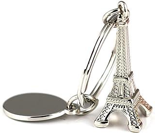 Maycom Fashion Paris Romantique Tour Eiffel Porte-clés Porte-clés Anneau porte-clés Porte-clés 86046