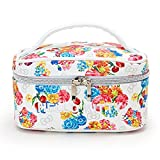 Sanrio Hello Kitty vanity pouch Flower From Japan New