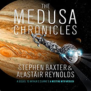 The Medusa Chronicles Audiobook