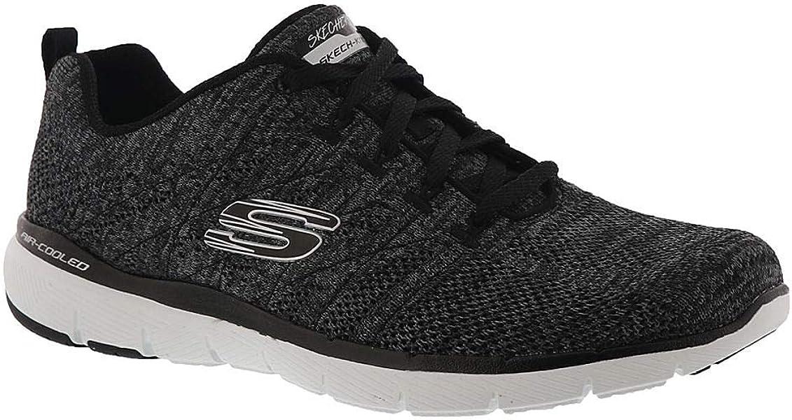 f618ec8aa4353 Women's Flex Appeal 3.0-HIGH Tides Sneaker BKW 8H M US