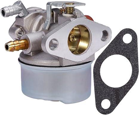 Tecumseh Carburetor Fits Coleman Powermate 3750 Generator Formula 5.5HP Engine