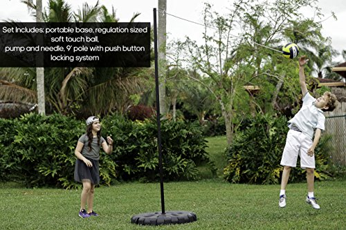 Verus Sports TO511 Portable Tetherball Set by Verus Sports (Image #2)