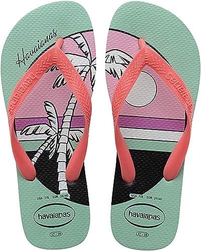 Havaianas Top Vibes, Chanclas Mujer: Amazon.es: Zapatos y complementos