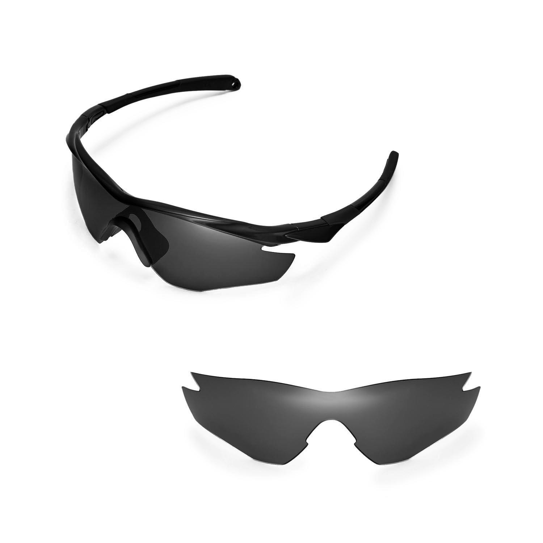 Walleva Ersatzgläser für Oakley M2 Sonnenbrille - 8 Optionen ...