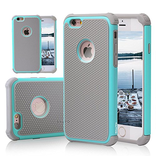 Soft Commuter Case for Apple iPhone 6 (Lime) - 5