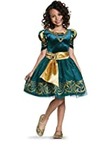 Merida Classic Disney Princess Brave Disney/Pixar Costume, Medium/7-8