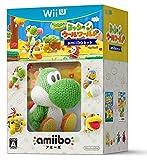 Yoshi Woolly World Bundle Green Yarn Yoshi amiibo - Wii U (Japanese version)