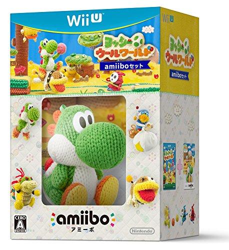 Yoshi Woolly World Bundle Green Yarn Yoshi amiibo - Wii U (Japanese version) by nintendo (Image #15)