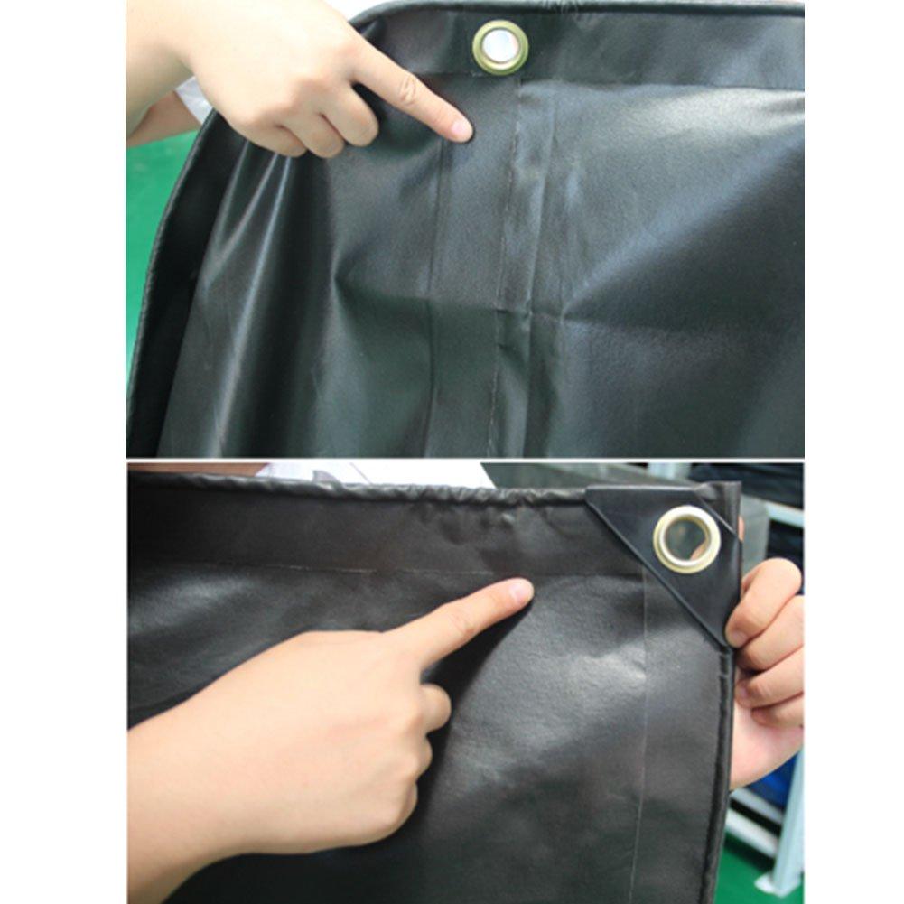 DHMHJH Lona - Lona de protección Solar de Impermeable Lona Encerada de Lona recubierta de Solar PVC (Tamaño : 2x3m) e484a7