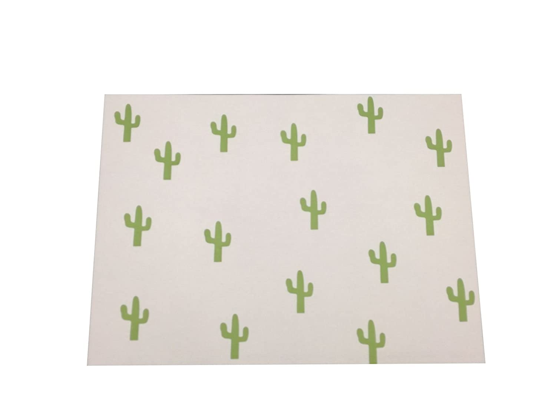 Mantel individual de papel 30x40 efecto ventosa reno kraft//negro 20 und