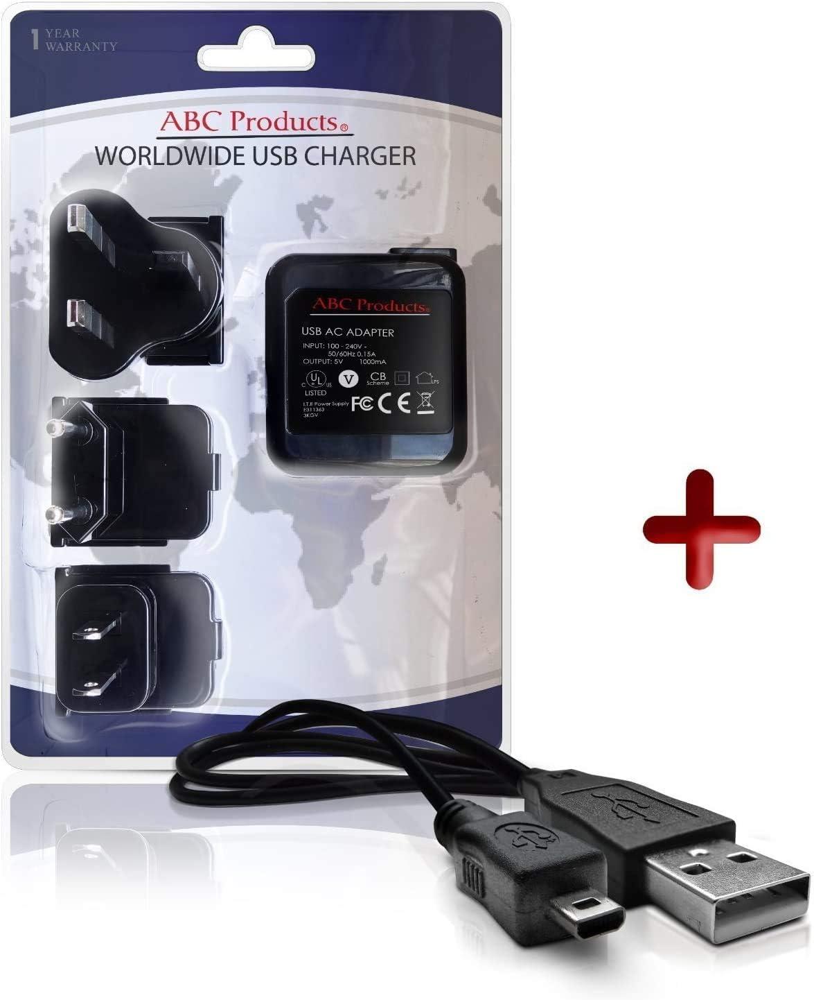 Abc Products Ersatz Nikon Akku Ladegerät Kamera