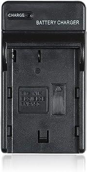 D300 D80 D90 D300s D70 D100 LP EN-EL3e Battery Charger for Nikon EN-EL3e D700 /& More D200 D70s EL3a Battery EL3 Compatible with Nikon D50