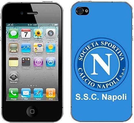 cover iphone 4s napoli calcio