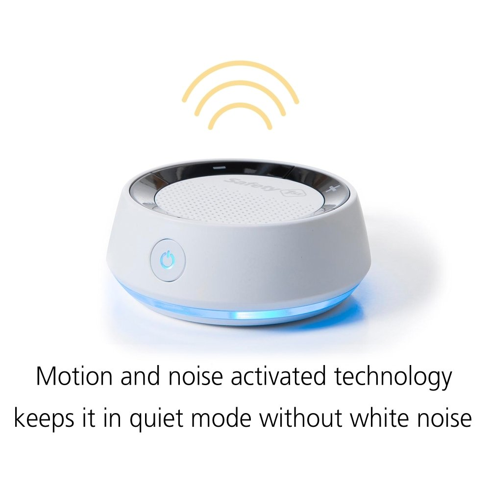 Safety 1st HD Wi-Fi Baby Monitor Camera with Sound- and Movement-Detecting Audio Unit by Safety 1st (Image #2)