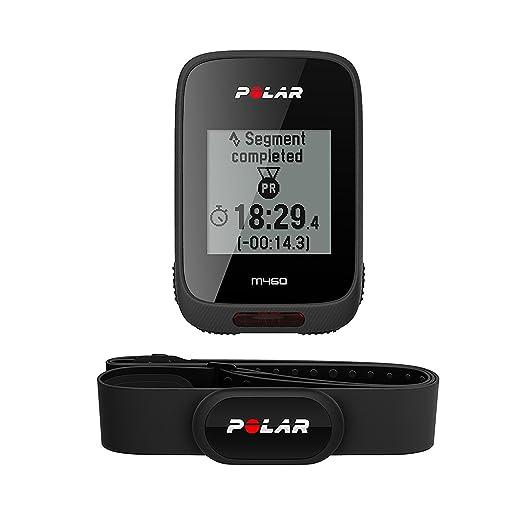 20 opinioni per Polar M460 Hr, Bike Ciclocomputer con GPS Integrato e Fascia Cardio H10 Misura
