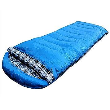 LOLIVEVE Saco De Dormir Al Aire Libre -5-15 Grados C Sobrecito Rectangular Bolsa