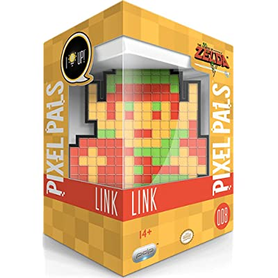 Pixel Pals 8-Bit Link: Home & Kitchen