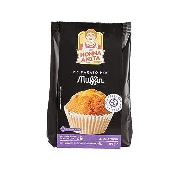Abuela Anita Preparado Para mollete 350 g Lactosa: Amazon.es: Salud y cuidado personal