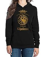 Ich Bin Keine Prinzessin, Ich Bin Eine Khaleesi Frauen Kapuzenpullover Hoodie