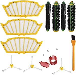 Replacement Filter Accessory Part, fit for iRobot Roomba 500 Series 500 510 520 530 531 535 536 540 545 550 551 552 560 561 570 580 595