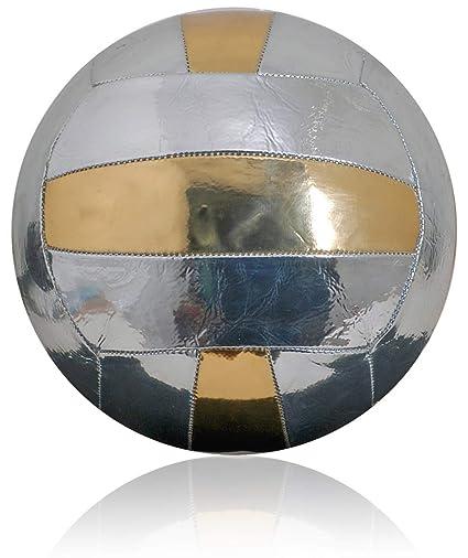 MBS Balón de Voleibol Vintage de Piel sintética, Estilo Retro, 18 ...