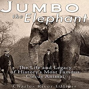 Jumbo the Elephant Audiobook
