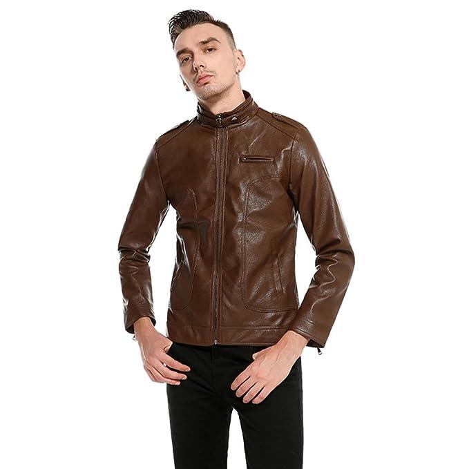 ishine Abrigos Hombre Invierno Chaqueta Hombre Vestir con 3 Colores: Amazon.es: Ropa y accesorios