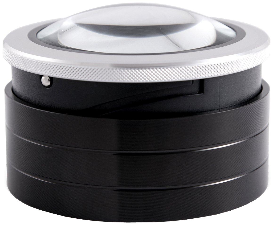 Zadro LED Lighted Illuminating Handheld Magnifier