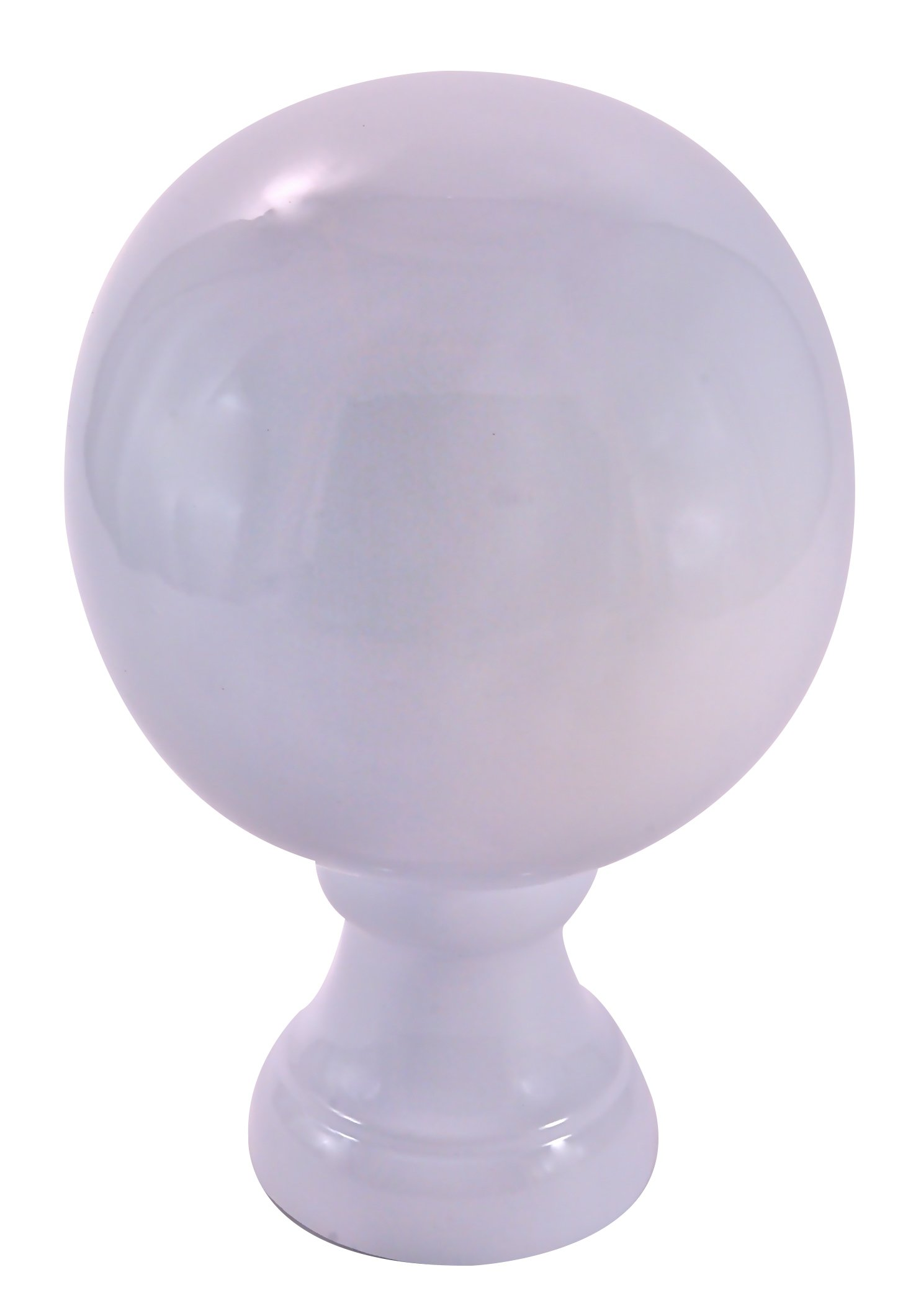 Dalvento Small Londoner Finial- White Gloss by Dalvento (Image #1)