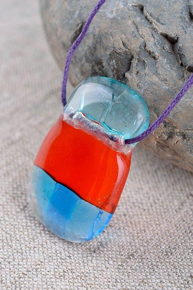 Handmade Pendant Designer Pendant Unusual Glass Accessories Gift Ideas