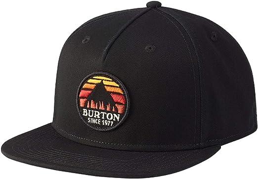 Burton Underhill Gorro, Hombre, Negro, Talla Única: Amazon.es ...