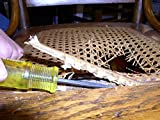 """Pressed Cane Webbing Kit, Contains an 18""""x18"""" Piece"""