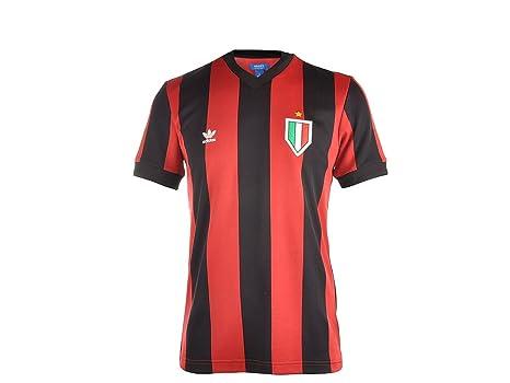 adidas Originals Retro Camiseta Milan AC z35092 – XS