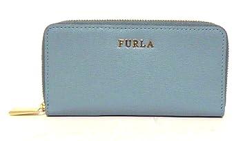 FURLA - Cartera para mujer Celeste azul turquesa