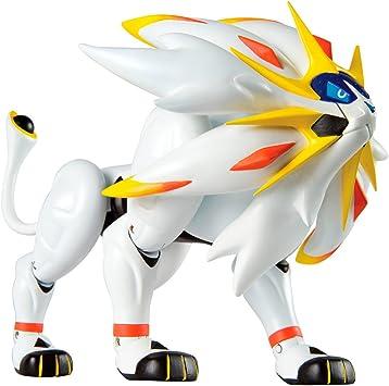 Bizak Pokémon - Figura Legendaria de Solgaleo 30699141: Amazon.es ...