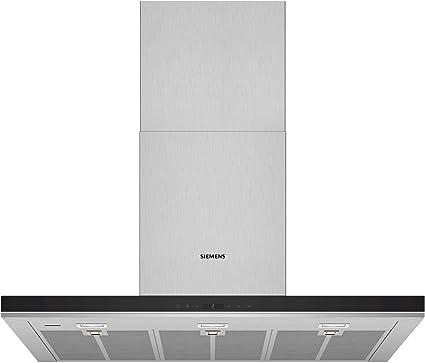 Siemens iQ700 LC91BUR50 - Campana (920 m³/h, Canalizado/Recirculación, A, A, B, 64 dB): 502.05: Amazon.es: Hogar