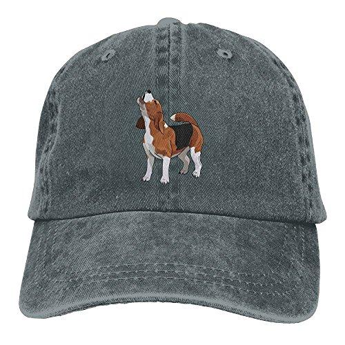 PWLLS Unisex Prideful Beagle Dancing Dad Cap Adjustable Hat For Outdoor Baseball Cap