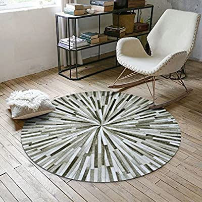 Amazon.com: ZGP Interior carpet Designer Carpet Round Carpet Bedroom on table cover for home, designer welcome mats, speakers system for home,