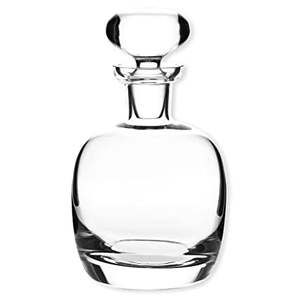 Botella de whisky (cristal soplado boca 0,75l – Olga – Bruno Evrard