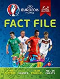 UEFA EURO 2016 Fact File - Official licensed product of UEFA EURO 2016