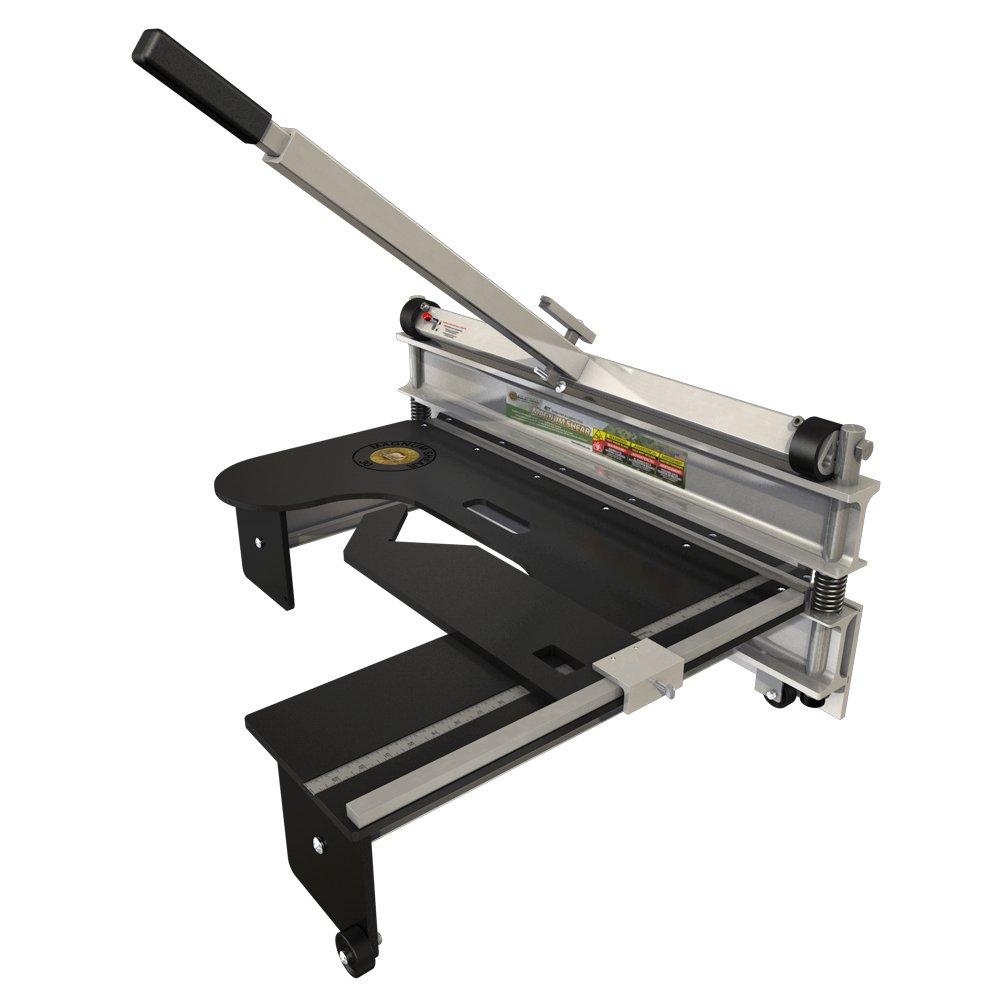 30 in. MAGNUM Soft Flooring Cutter for vinyl tile, carpet tile and more by Bullet Tools