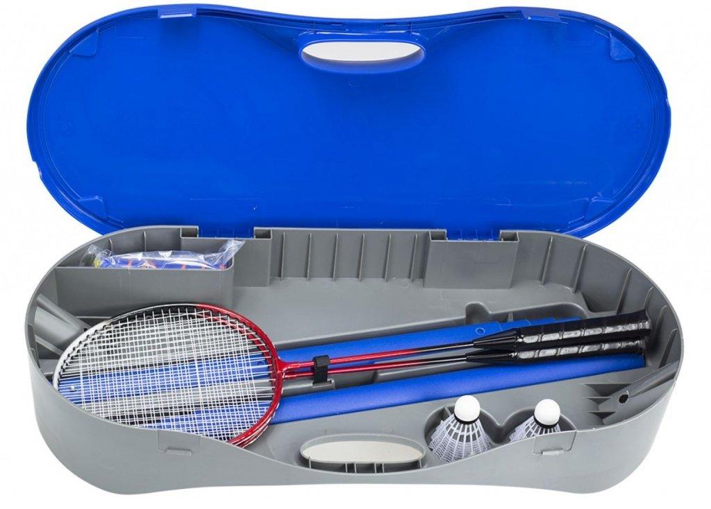 Notebook//H/öhe verstellbar NILS Netz Tennis Badminton 2/in 1/mit Zubeh/ör