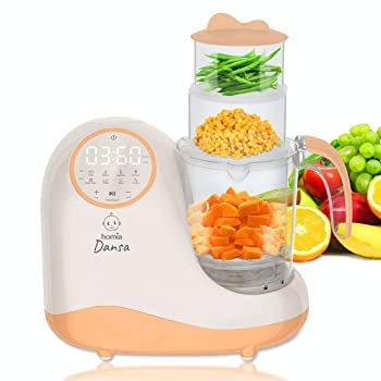 Mills and Steamer 8-in-1 Baby Food Maker