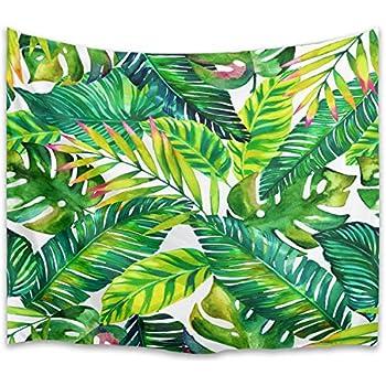 Amazon Com Qiyi Home Wall Hanging Nature Art Fabric