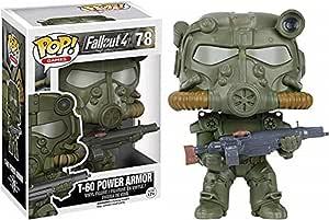 Fallout - Pop Vinyl: Figura T-60 Green Power Armor Limited Edition (Funko FUN8712): Amazon.es: Juguetes y juegos