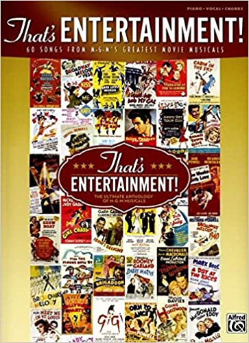 thats entertainment songs from m g ms greatest movie musicals