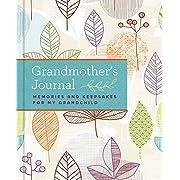 Grandmother's Journal: Memories and Keepsakes for My Grandchild